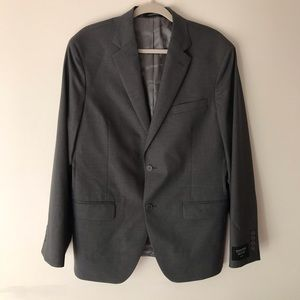 Nordstrom men's shop Trim Fit wool sport coat 42R